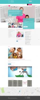 Сайт стоматологии Киевсмайл