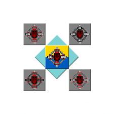 Разработка дизайна для шеврона
