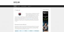 Создание сайта info-bk.com