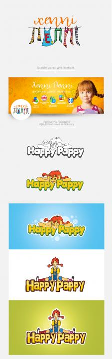 Разработка логотипа и шапки facebook