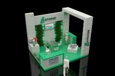 Lafarge - expo stand