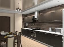 Квартира на Островского. Кухня