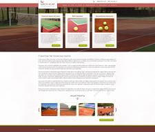 Сайт компании — Производство тенисита!