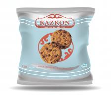 Oat cookies Desing