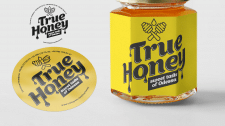Разработка логотипа True Honey