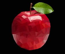 Полигональный рисунок