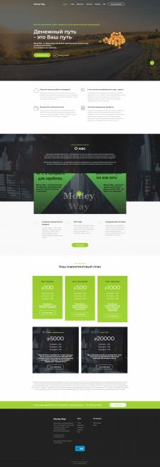 MoneyWay - Инвестиционная денежная платформа