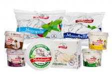 Варианты дизайна упаковки для сыра Ricotta