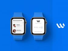 Дизайн - приложение Apple Watch