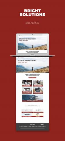 Bright Solutions / Web Design