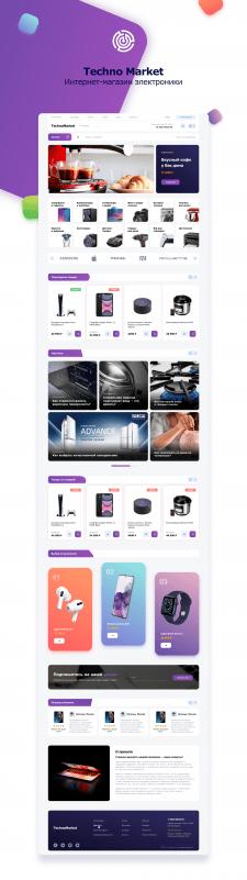 Интернет-магазин | TechnoMarket