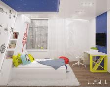 Дизайн детской комнаты в стиле STAR WARS