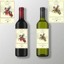 Етикетка вина
