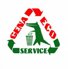 бренд и логотип (фирма по сбору вторсырья)