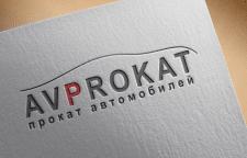 Логотип компании по прокату автомобилей
