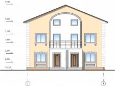 Дом на две семьи в г. Одесса