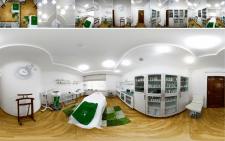 Панорама в 3D. Массажный кабинет