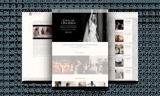 Сайт организации свадебных торжеств