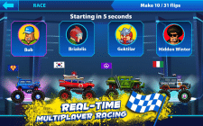 Nitro Heads: Multiplayers Race