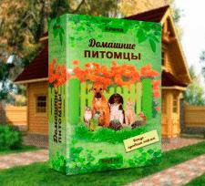 """Дизайн коробки для видео """"Домашние питомцы"""""""