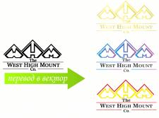 Перевод изображения логотипа в вектор