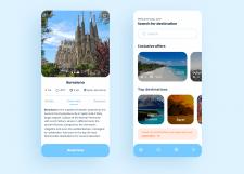 Travel - Mobile App