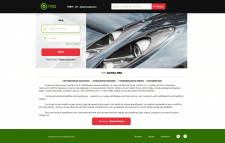 Не коммерческий сайт+ логотип для технической базы