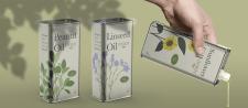 Упаковка для органических масел