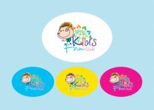 Разработка логотипа детского клуба