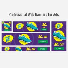 Дизайн баннера для Google Ads