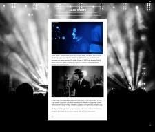 Фан-сайт на Wordpress