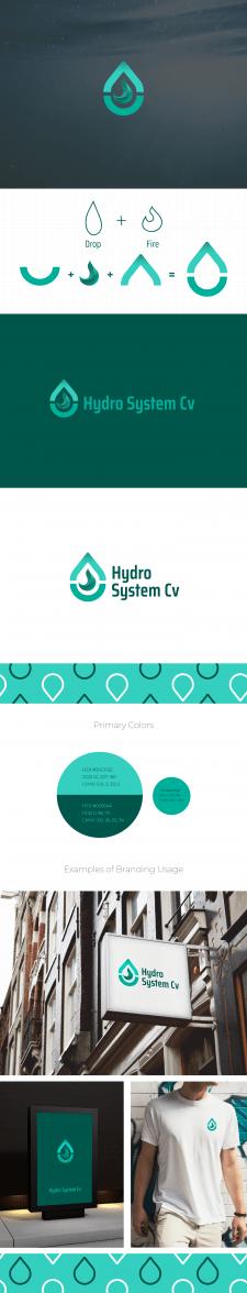 Hydro System Logo/Presentation