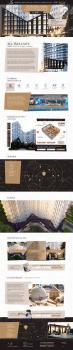 Дизайн сайта (Landing Page) для ЖК «5TH AVENUE»