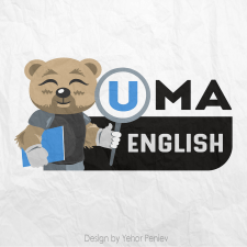 UMA English - логотип - 2019