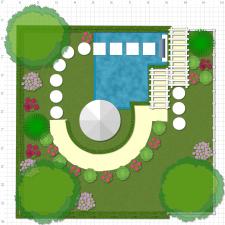 План мини-сада