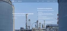 Сайт для компании-поставщика оборудования