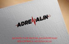 Лого для Тату студия «ADRENALIN»