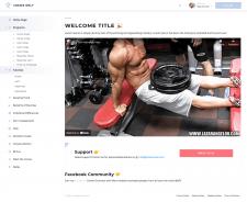 Gym Dashboard