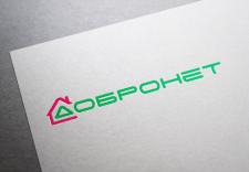 Логотип для компании Добронет