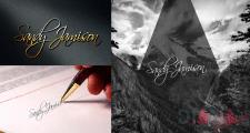 Design a signature logo.