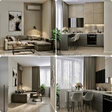 Квартира ЖК Delmar 51 м²