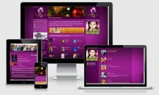 Модернизация сайта Артист18
