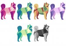Лого для магазина витаминных добавок для собак
