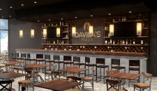 Дизайн проект кафе, бара, ресторана