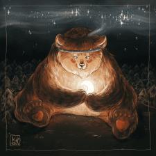 Ведмідь Мрійник