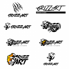 Варианты логотипов для нашей студии