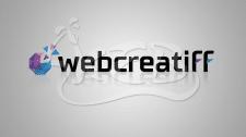 Лого креативной вебстудии webcreatiff