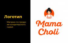 Логотип компании по продаже кондитерского сырья