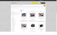 Сайт на OpenCart
