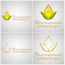 Логотип Восточный аптекарь